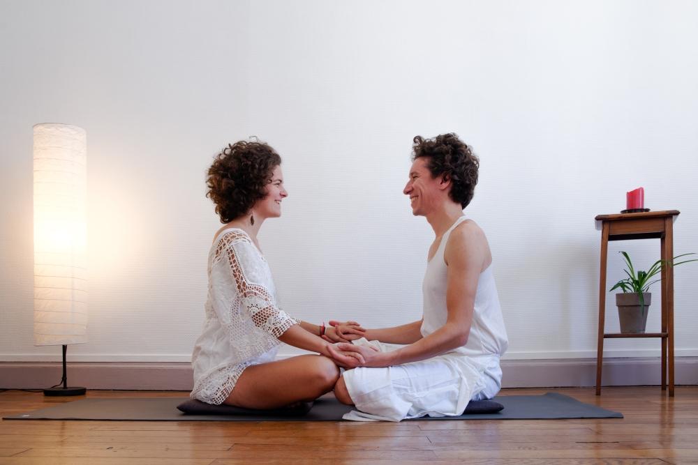 Tantra couple - regard