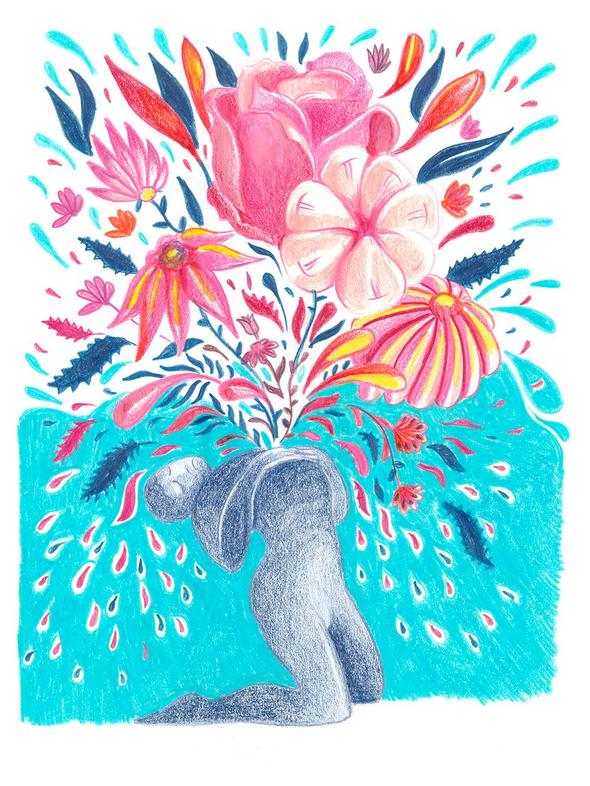 Heart opening, crédit : alphachanneling