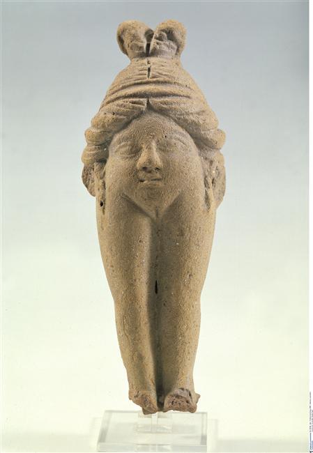 Statue de Baubo - Iambé